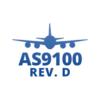 Show AS9100 D Cert PDF